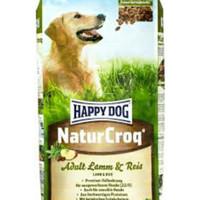 Happy dog naturcroq lamb Unmatched & rice 15kg