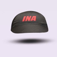 League Cycling Cap ICF TIMNAS - Hitam