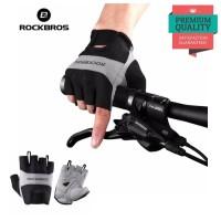 Sarung Tangan Sepeda Rockbros Sepeda Lipat MTB S108 Original Premium