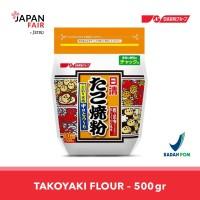 Tepung Instan Nisshin Seifun Takoyaki Flour Mix 500g