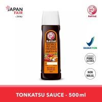 Saus Bulldog Tonkatsu Sauce - Saus tonkatsu gorengan jepang 500ml