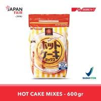 Tepung Nisshin Seifun Funwari Kuchidoke Fluffy-Style Japanese Hot Cake