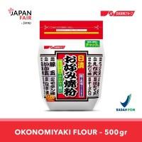 Tepung Instan Nisshin Seifun Okonomiyaki Powder 500 gr