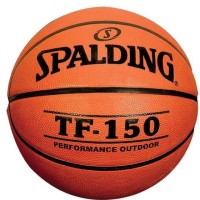 TERBARU Bola Basket Spalding TF150 PALINGLARIS