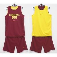 TERMURAH Training Jersey Nike Basketball Never Stops Versi 3 TERLARIS