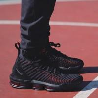TERBARU Sepatu Basket Nike Lebron 16 Fresh Bred / Nike Lebron XVI