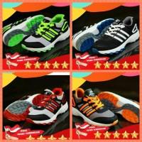 TERMURAH Sepatu Adidas PRIA SEPATU LARI JOGGING SATAI KERJA KULIAH NEW