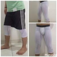 PALINGLARIS baseslayer celana nike pro combat halfpants 3/4 / celana