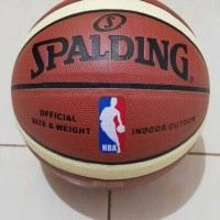 TERMURAH BOLA BASKET SPALDING NBA PALINGLARIS
