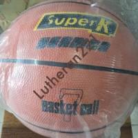 TERLARIS Bola Basket Super-K size 7 TERMURAH