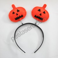 Bando Halloween Labu Pumpkin Orange
