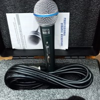Mic Kabel Microphone SHURE BETA 58 KOPER