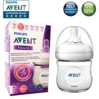 Avent Natural 125ml Feeding Bottle
