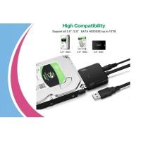 KABEL SATA To USB 3.0 Converter Adapter Hard Disk SSD Laptop Komputer