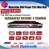 Mitochiba DVD Player 7557 Mini USB / Karaoke Function - DVD 7557