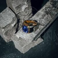 Cincin Pria - Master Blue