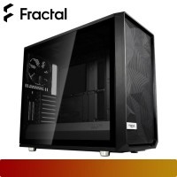 Fractal Design - Meshify S2 Dark Tempered Glass