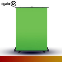 ELGATO - GREEN SCREEN / Collapsible Chroma Key Panel