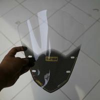 winshield sectbill aerox visor TERLARIS secrbill aerox double g