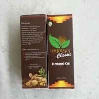 Minyak Varash Classic 100ML HOT SALE 1 Asli