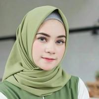 Jilbab segi empat Nissa TERLARIS sabyan square diamond kerudung