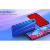 HANDPHONE XIAOMI REDMI NOTE 7 4GB/64GB