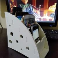 DIY RAK REMOTE HANDPHONE ORGANIZER A516 Berkualitas