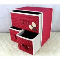 LST03 Laci Multifungsi / Box Organizer / 3 in 1 Storage Drawer Limite