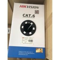 Kabel UTP HIKVISION Cat 6 Kabel Cat6 Kabel LAN KABEL Jaringan Cat6