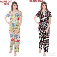 Promo..!! Piyama Wanita Dewasa   Baju Tidur Perempuan   Piyama Wanita