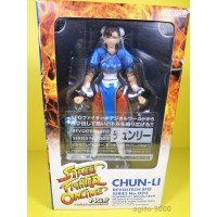 Action Figure Street Fighter Mouse Generation Chun-Li Revoltech ORI