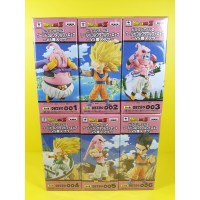 Action Figure Dragon Ball Z WCF VS Majin Buu Set ORI (6bh)