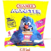 MAMEE MONSTER NOODLE BBQ8 pcs