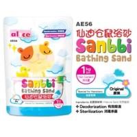 AE56 Alice Sanbbi Bath Sand Original 1kg Pasir Mandi Wangi Hamster
