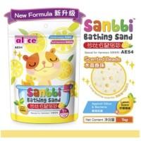 AE54 Alice Sanbbi Bath Sand Lemon 1kg Pasir Mandi Wangi Hamster