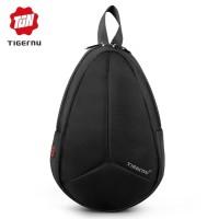TIGERNU Sling Bag with Headset hole T-S8085 - Hitam