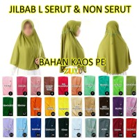 Hijab Jilbab Instan L Kaos Instant Anak Sekolah SMP SMA Remaja Dewasa