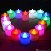 lampu lilin led murah nlilin elektrik murah lilin led warna candle