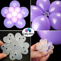 Klip Bunga Balon Annulus / Flower Klip Ballon / Klip Balon Bunga