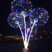 Balon LED Lampu Tumblr Balon Helium LED Termurah