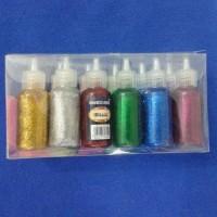 Glue Gliter (1 pack 12 warna) Termurah