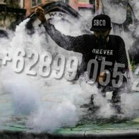 Supporter smoke tarik / smoke bomb tarik Termurah