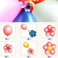 Klip Balon / Klip Bunga Termurah