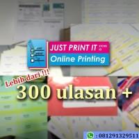 Print / Cetak Label Undangan No.103 Termurah