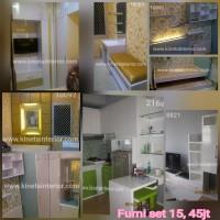 kitchen set apartemen dll n all furniture