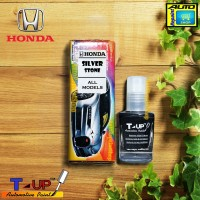 HONDA SILVER STONE MET - CAT OLES - T-UP - TOUCH UP AUTO PAINT