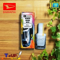 DAIHATSU WHITE SOLID 09 - CAT OLES - T-UP - TOUCH UP - AUTO PAINT
