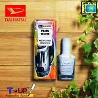 DAIHATSU PEARL WHITE - CAT OLES - T-UP - TOUCH UP - AUTO PAINT