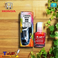 HONDA RALLYE RED - CAT OLES - T-UP - TOUCH UP AUTOMOTIVE PAINT