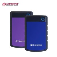Transcend StoreJet 25H3 1TB - HD / HDD / Harddisk External Antishock